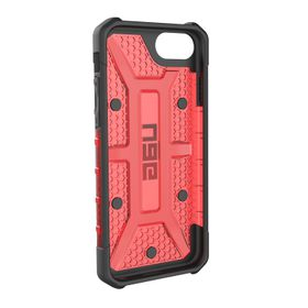 UAG Plasma Case for iPhone 7/6s - Magma Red